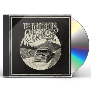 Brothers Comatose RESPECT THE VAN CD