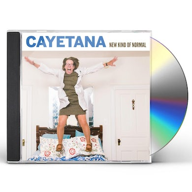 Cayetana NEW KIND OF NORMAL CD