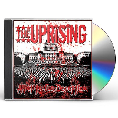 Uprising APPETITE FOR DECEPTION CD