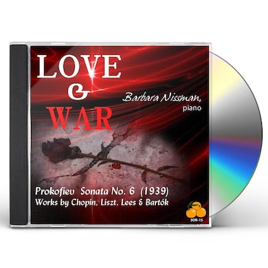 LOVE & WAR: BARBARA NISSMAN CD