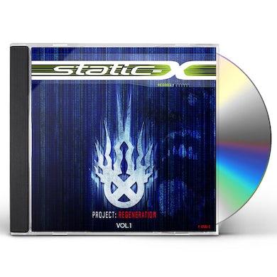 Project Regeneration Volume 1 CD