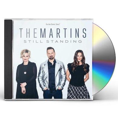 Martins STILL STANDING CD