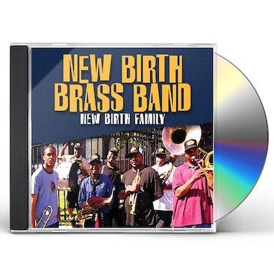 New Birth Brass Band NEW BIRTH FAMILY CD