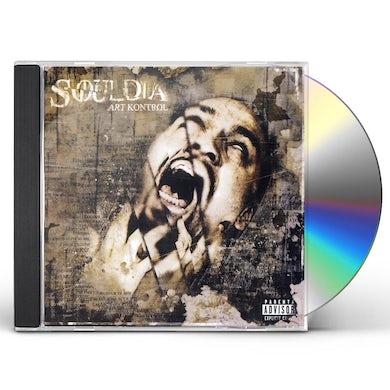 Souldia ART KONTROL CD