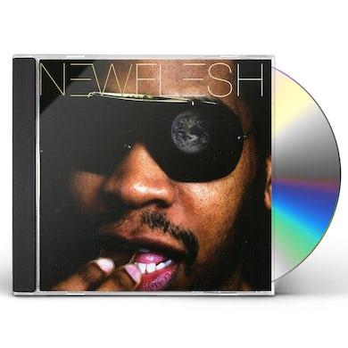 New Flesh UNIVERSALLY DIRTY CD