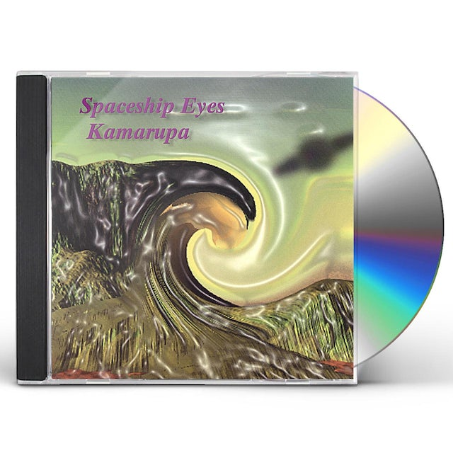 Spaceship Eyes KAMARUPA CD