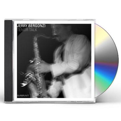 Jerry Bergonzi TENOR TALK CD