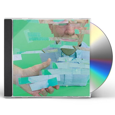 Tera Melos TRASH GENERATOR CD