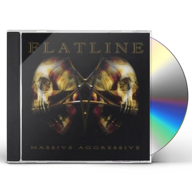 flatline MASSIVE AGGRESSIVE CD