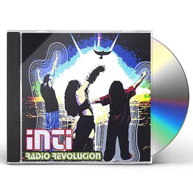 Inti RADIO REVOLUCION CD
