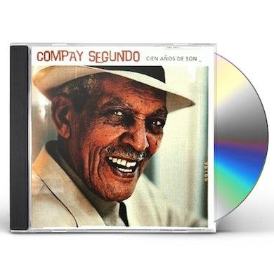 Compay Segundo BEST OF - CIEN ANOS DE SON CD