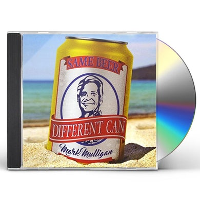 Mark Mulligan SAME BEER DIFFERENT CAN CD