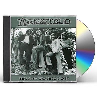 Wakefield LOST WARTHOG TAPES CD