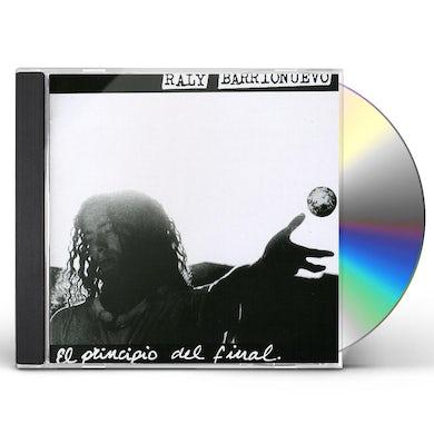 Raly Barrionuevo PRINCIPIO DEL FINAL CD