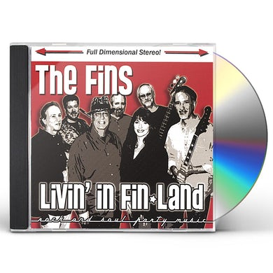 Fins LIVIN' IN FIN-LAND! CD