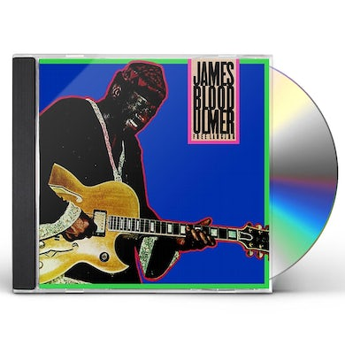 James Blood Ulmer FREE LANCING CD
