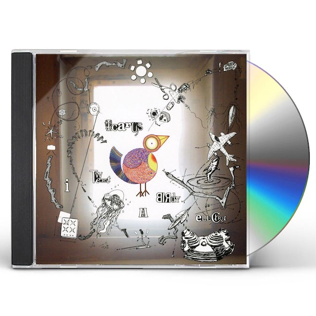 Icarus I TWEET THE BIRDY ELECTRIC CD