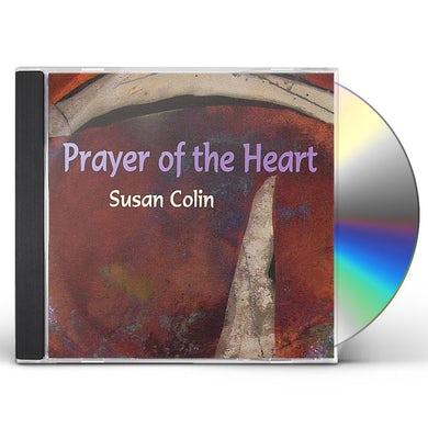 Susan Colin PRAYER OF THE HEART CD