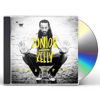 Junior Kelly URBAN POET CD