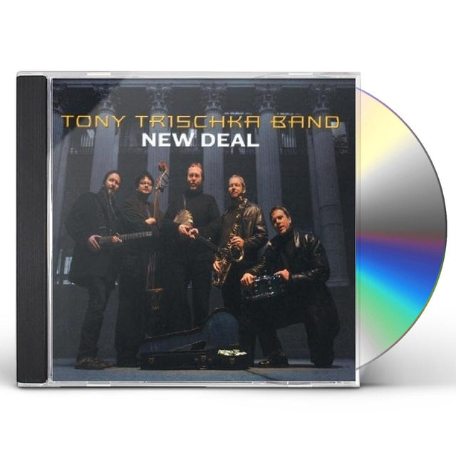 Tony Trischka NEW DEAL CD