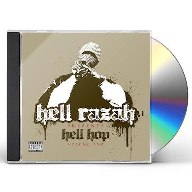 Hell Razah HELL HOP 1 CD