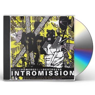 Solar Powered Sun Destroyer INTROMISSION CD