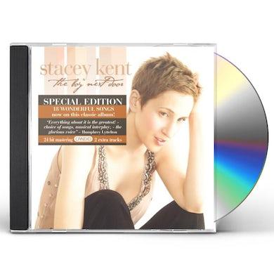 Stacey Kent BOY NEXT DOOR (SPECIAL EDITION) CD