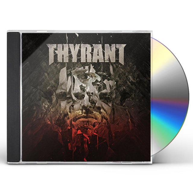 Thyrant WHAT WE LEFT BEHIND CD