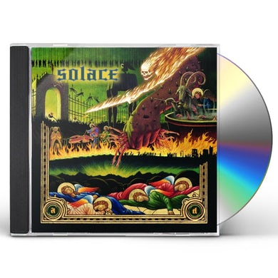 Solace A.D. CD