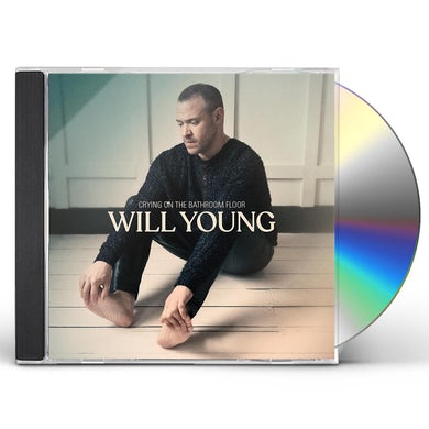 Will Young Crying On The Bathroom Floor CD