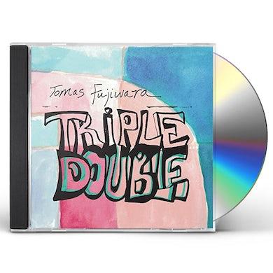 Tomas Fujiwara TRIPLE DOUBLE CD