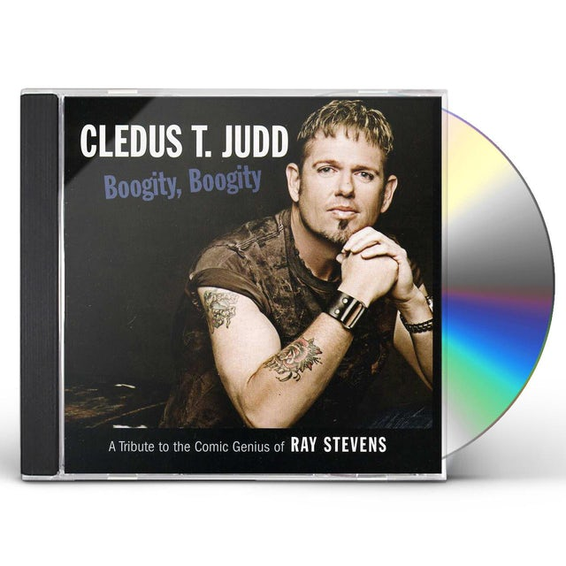 Cledus T Judd BOOGITY BOOGITY: TRIBUTE TO COMIC GENIUS OF RAY CD