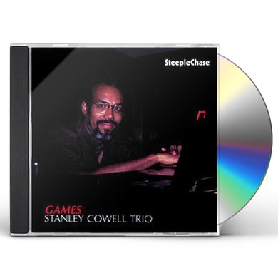 Stanley Cowell GAMES CD