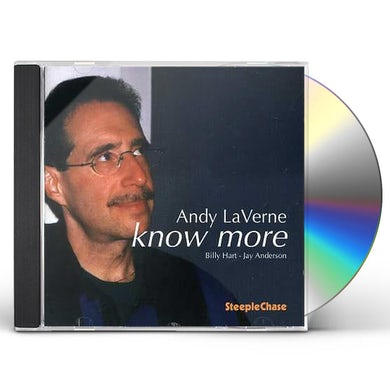 Andy LaVerne KNOW MORE CD