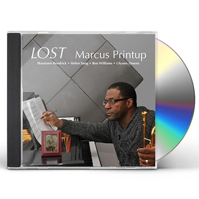Marcus Printup LOST CD