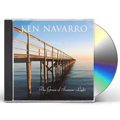 Ken Navarro GRACE OF SUMMER LIGHT CD