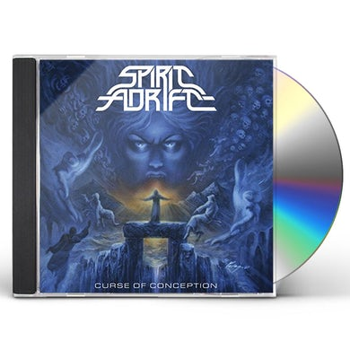 Spirit Adrift CURSE OF CONCEPTION CD