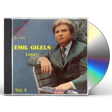 Emil Gilels LEGACY 8 CD