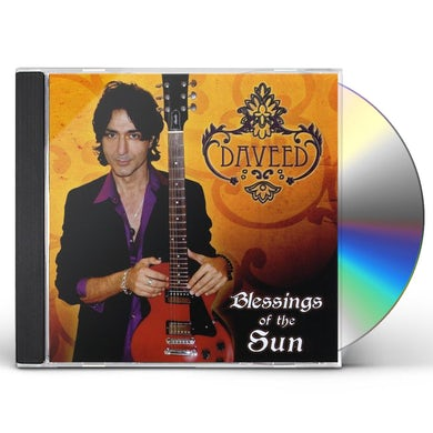 Daveed BLESSINGS OF THE SUN CD