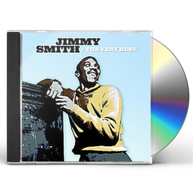 Jimmy Smith VERY BEST CD