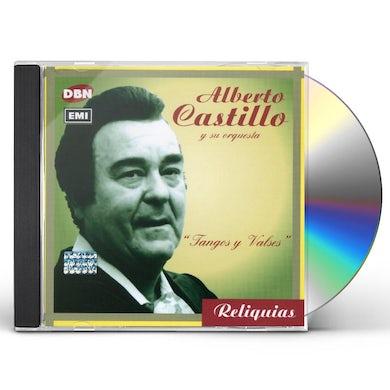 TANGOS Y VALSES CD