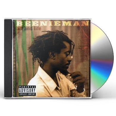 Beenie Man ART & LIFE CD