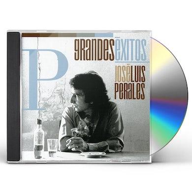 Jose Luis Perales GRANDES EXITOS CD