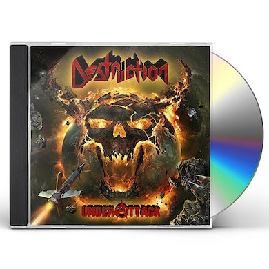 Destruction UNDER ATTACK CD