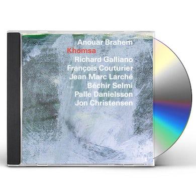 Anouar Brahem KHOMSA CD