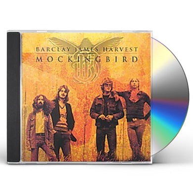 Barclay James Harvest MOCKINGBIRD CD