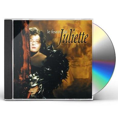 FESTIN DE JULIETTE CD