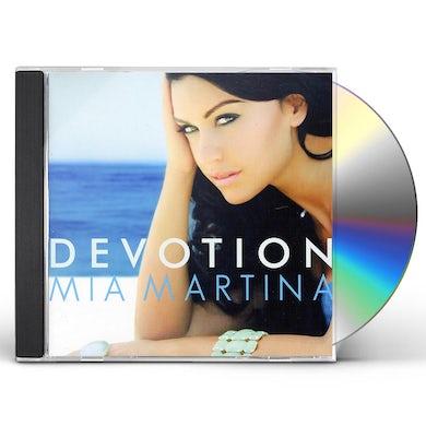 Mia Martina DEVOTION CD