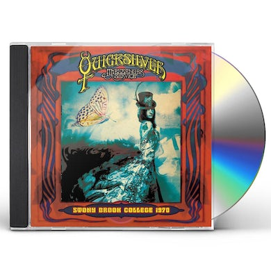 Quicksilver Messenger Service STONY BROOK COLLEGE NEW YORK 1970 CD
