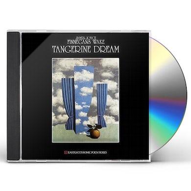 Tangerine Dream JAMES JOYCE - FINNEGANS WAKE CD